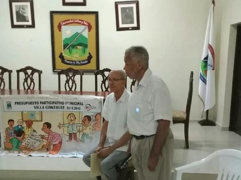 Alcalde ing. César Alvarez Rinde Cuentas a Comité de Seguimiento PPM…