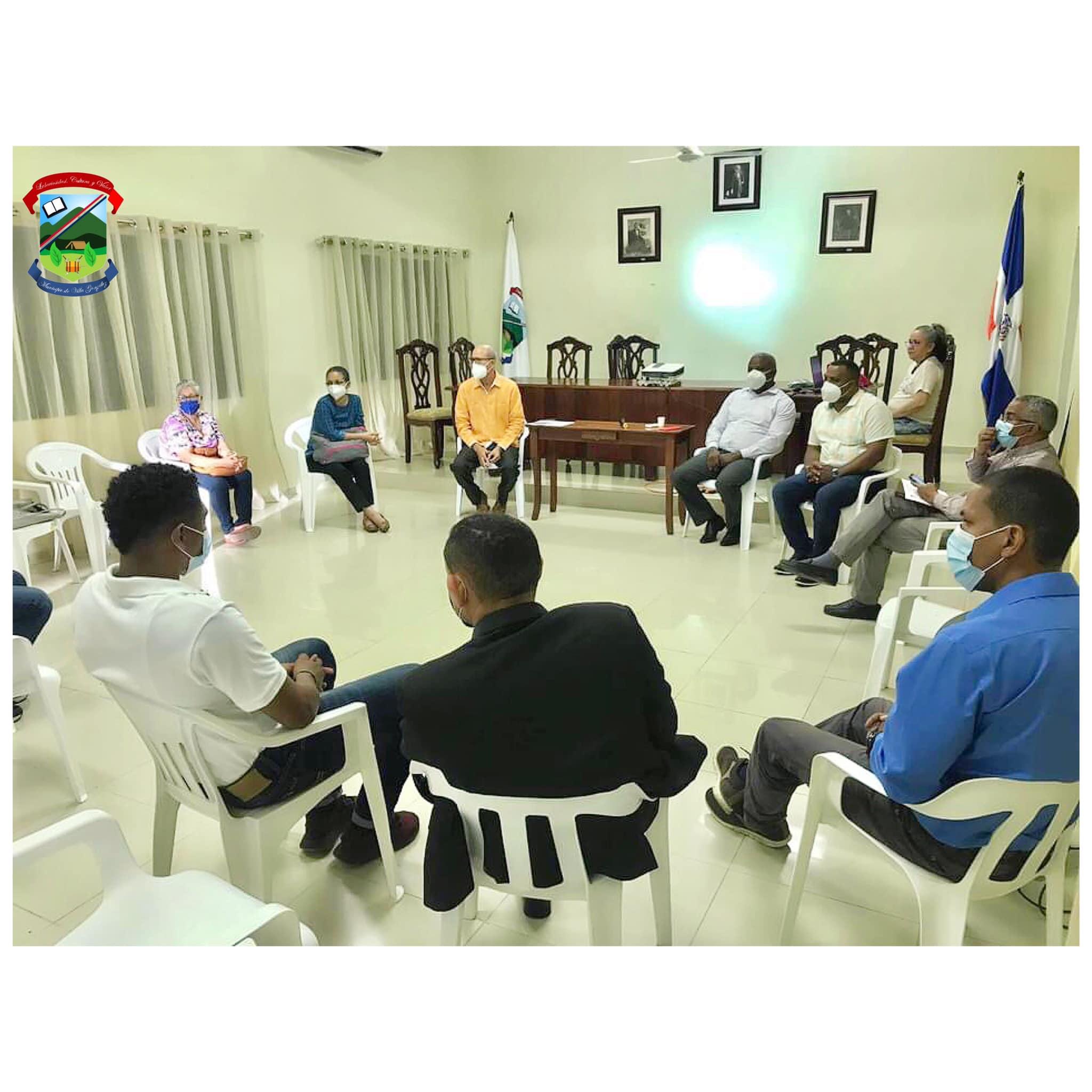 Ayuntamiento de Villa González Reestructura Consejo Económico y Social