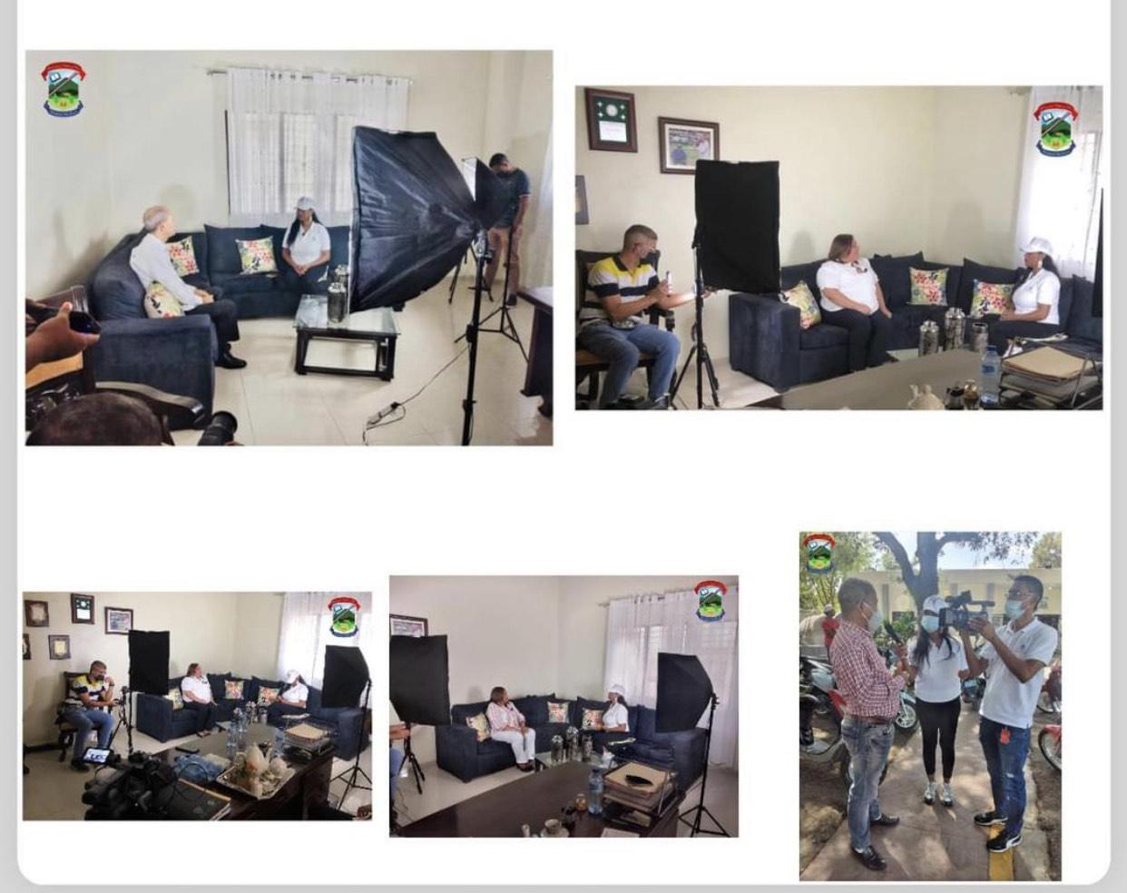 Programa MAPTV Realiza Entrevista al Alcalde Municipal Ing. Cesar Álvarez